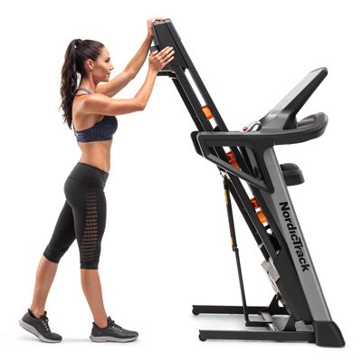NordicTrack T8.5S Treadmill - Fold