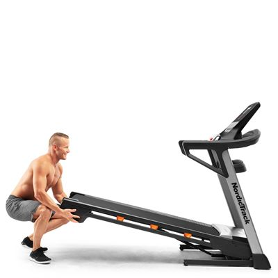 NordicTrack T8.5S Treadmill - In Use1