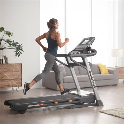 NordicTrack T8.5S Treadmill - In Use2
