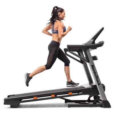 NordicTrack T8.5S Treadmill - In Use3