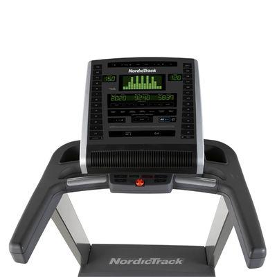 NordicTrack t8.9b Treadmill Console