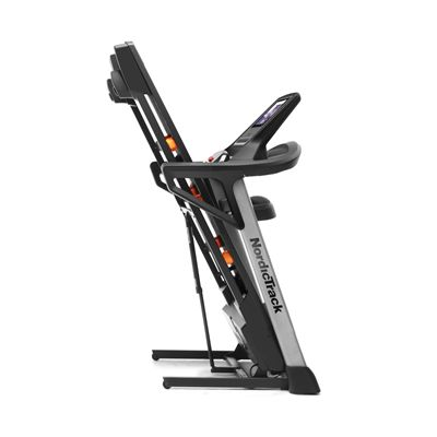 NordicTrack T9.5S Treadmill - Folded