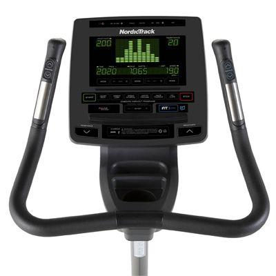 NordicTrack u8.9b Upright Exercise BikeNordicTrack u8.9b Upright Exercise Bike - Console
