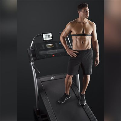 NordicTrack X11i Incline Trainer - Console - Console In Use2