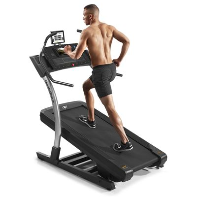 NordicTrack X11i Incline Trainer - Console - In Use