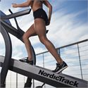 NordicTrack X22i Incline Trainer - In Use1