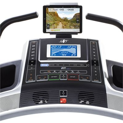 NordicTrack X7i Incline Trainer - Console