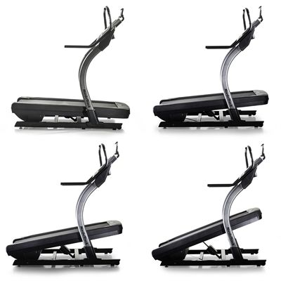 NordicTrack X7i Incline Trainer - Inclines