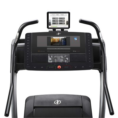 NordicTrack X9i Incline Trainer 2018 - Console