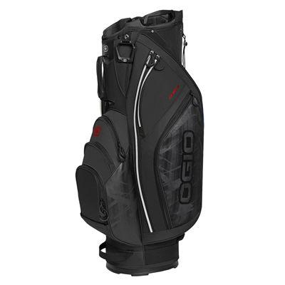 Ogio Cirrus Golf Cart Bag - Black