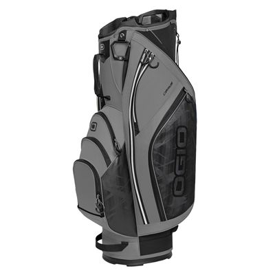 Ogio Cirrus Golf Cart Bag - Grey/Black