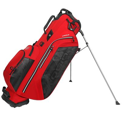 Ogio Cirrus Golf Stand Bag - Red - Red