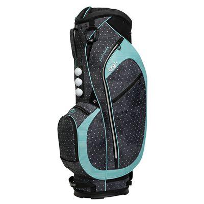 Ogio Duchess Golf Cart Bag - Black/Blue
