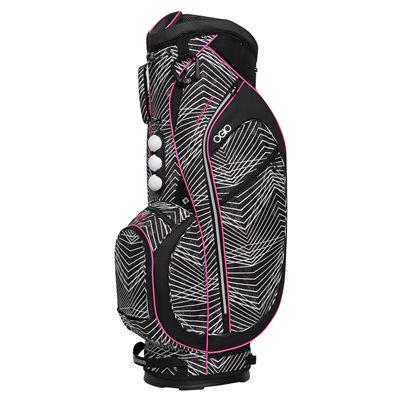 Ogio Duchess Golf Cart Bag - Black/Pink