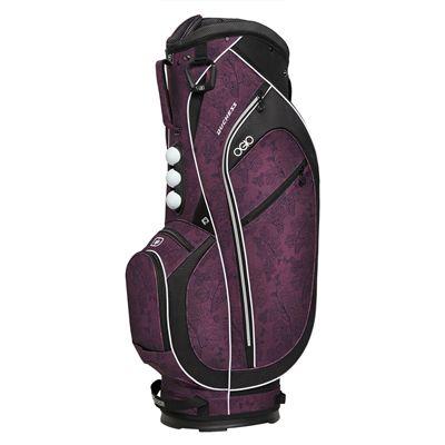Ogio Duchess Golf Cart Bag - Purple