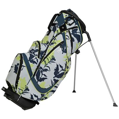Ogio Featherlite Luxe Golf Stand Bag - Green/White