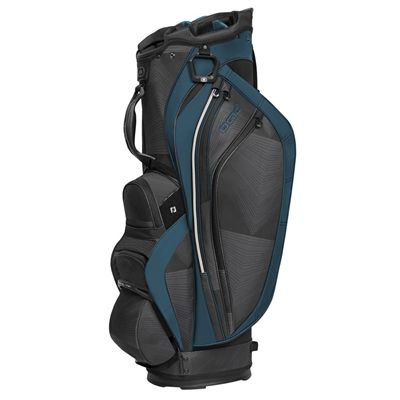 Ogio Grom Golf Cart Bag - Black Blue