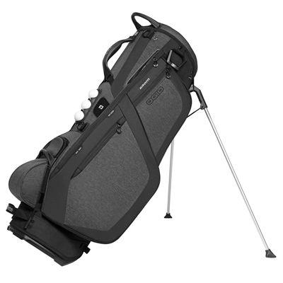 Ogio Grom Golf Stand Bag - Black