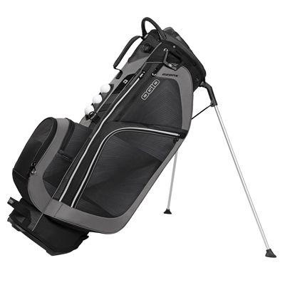 Ogio Ozone Golf Stand Bag - Black/Grey