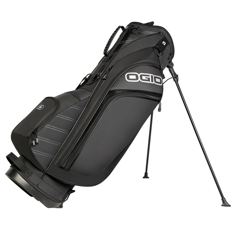 Ogio Press Golf Stand Bag Sweatband Com