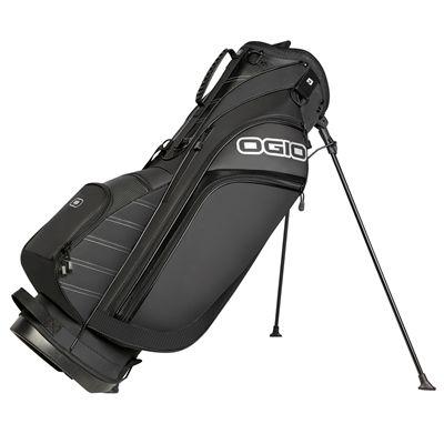 Ogio Press Golf Stand Bag - Black