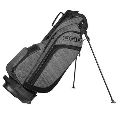 Ogio Press Golf Stand Bag - Grey