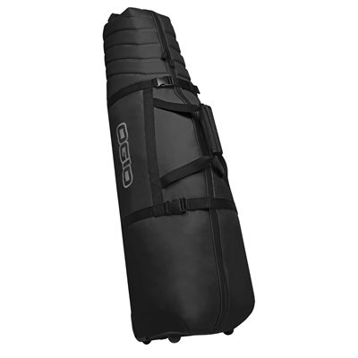 Ogio Savage Golf Travel Bag - Black