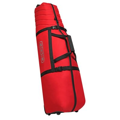 Ogio Savage Golf Travel Bag - Red
