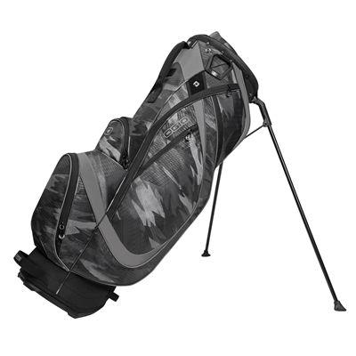 Ogio Shredder Golf Stand Bag - Black/Grey