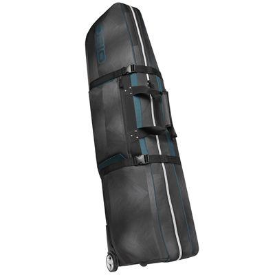 Ogio Straight Jacket Golf Travel Bag - Black/Blue