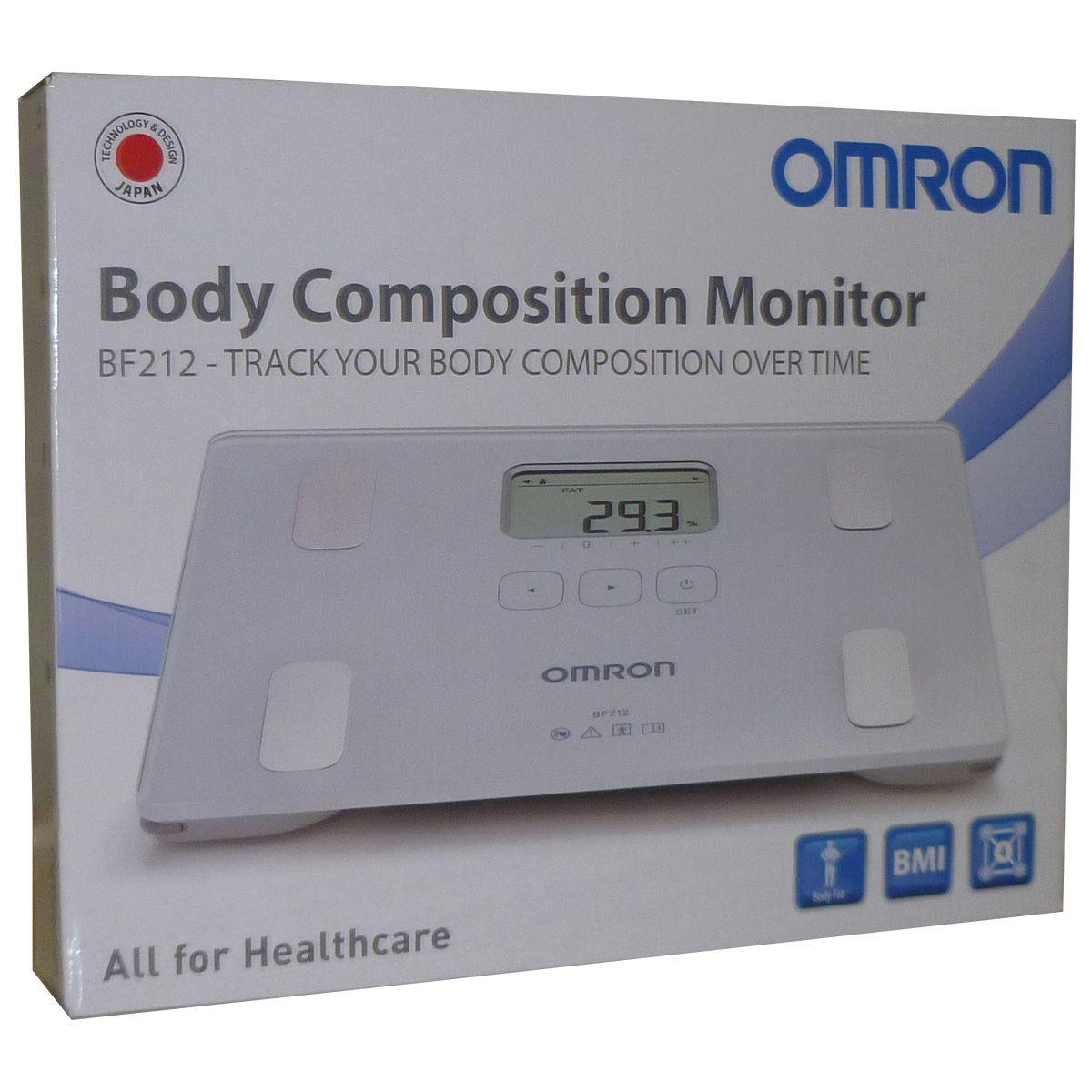 omron bmi machine