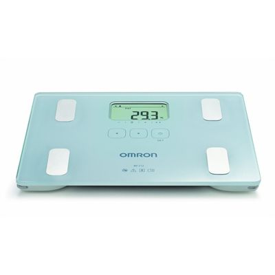 Omron BF212 Body Composition Monitor - Angle View