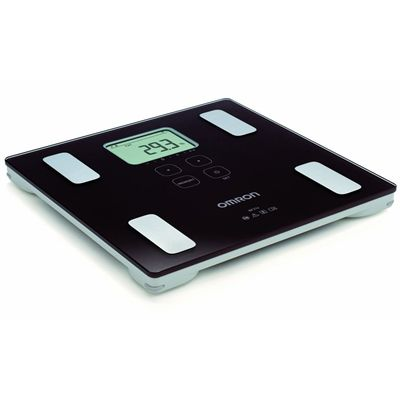 Omron BF214 Body Composition Monitor-Rotate-View