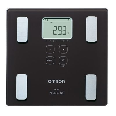 Omron BF214 Body Composition Monitor-Top-View-Image