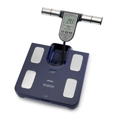 Omron BF511 Body Composition Monitor-Dark Blue Image