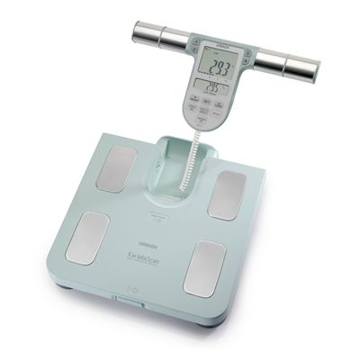 Omron BF511 Body Composition Monitor-Turquiose Image