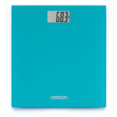 Omron HN289 Digital Scale-Blue