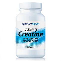 Optimum Health Ultimate Creatine - 90 Tablets