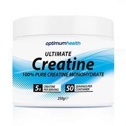 Optimum Health Ultimate Creatine 250g