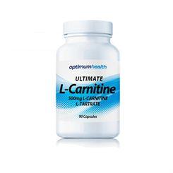 Optimum Health Ultimate L-Carnitine - 90 Capsules