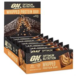 Optimum Nutrition Whipped Protein Bar - Pack of 10