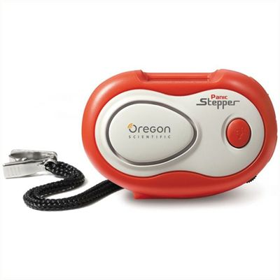 Oregon Pedometer with Panic Alarm