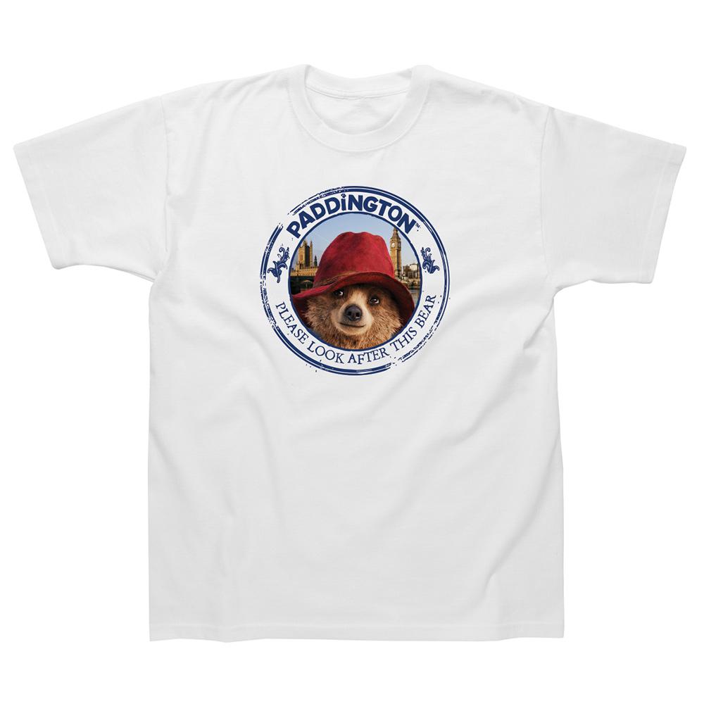 Paddington Bear Movie Kids T-Shirt - 1 - 2 Years