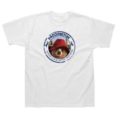 Paddington Bear Movie Kids T-Shirt