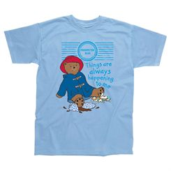 Paddington Bear Things Always Happen Kids T-Shirt