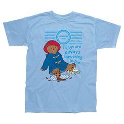 Paddington Bear Things Always Happen Kids T-Shirt