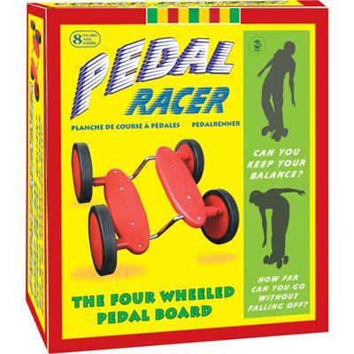 Pedal Racer Box
