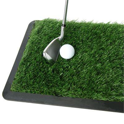 PGA Tour 2 in 1 Dual Turf Golf Practice Mat - Image 5