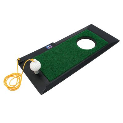 PGA Tour 3 in 1 Golf Practice Mat - Image 2