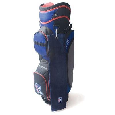 PGA Tour Golf Towel - In use